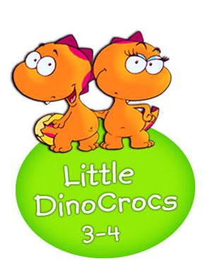 little-dinocrocs