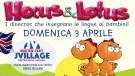 Imparare una lingua straniera con Hocus&Lotus