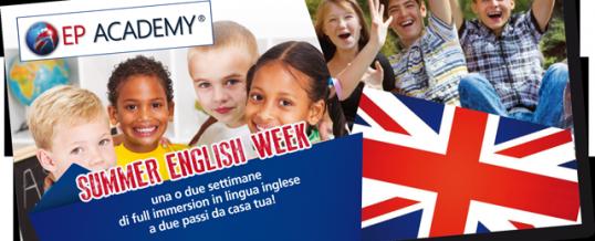 Summer ENGLISH Week 2016