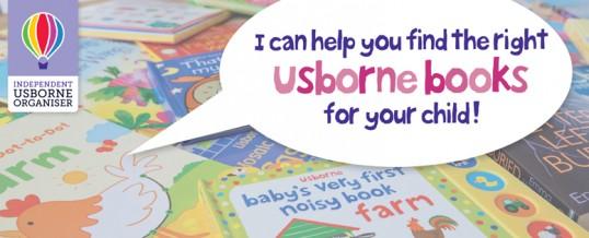 Usborne Books – Finalmente a casa tua!