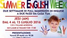 Summer ENGLISH Week 2016
