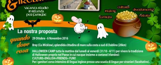 Families & Ireland speciale Halloween