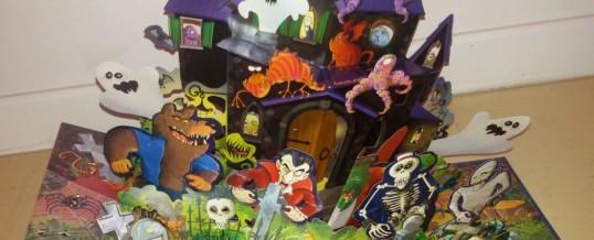 Pop-up haunted house – Ed. Usborne