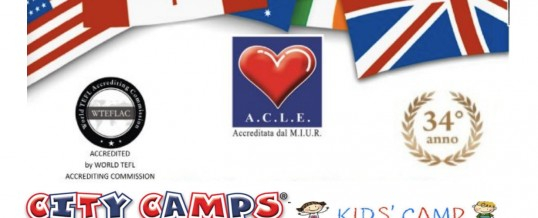 English Camps by ACLE