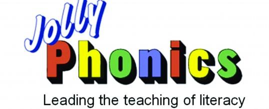 Che cos'è il Jolly Phonics?